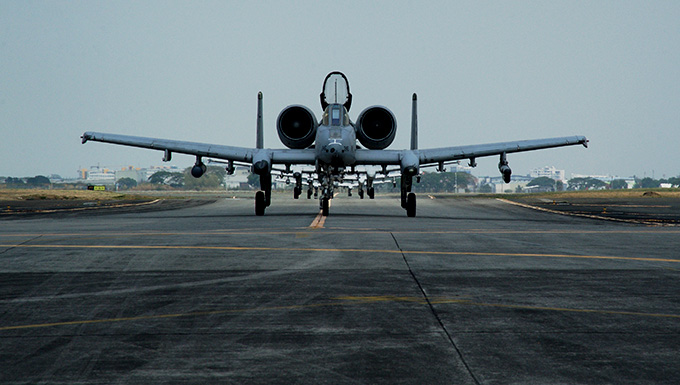 PACAF Airmen complete final Air Contingent mission