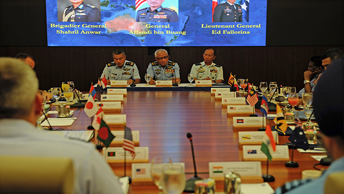 2017 Pacific Air Chiefs Symposium