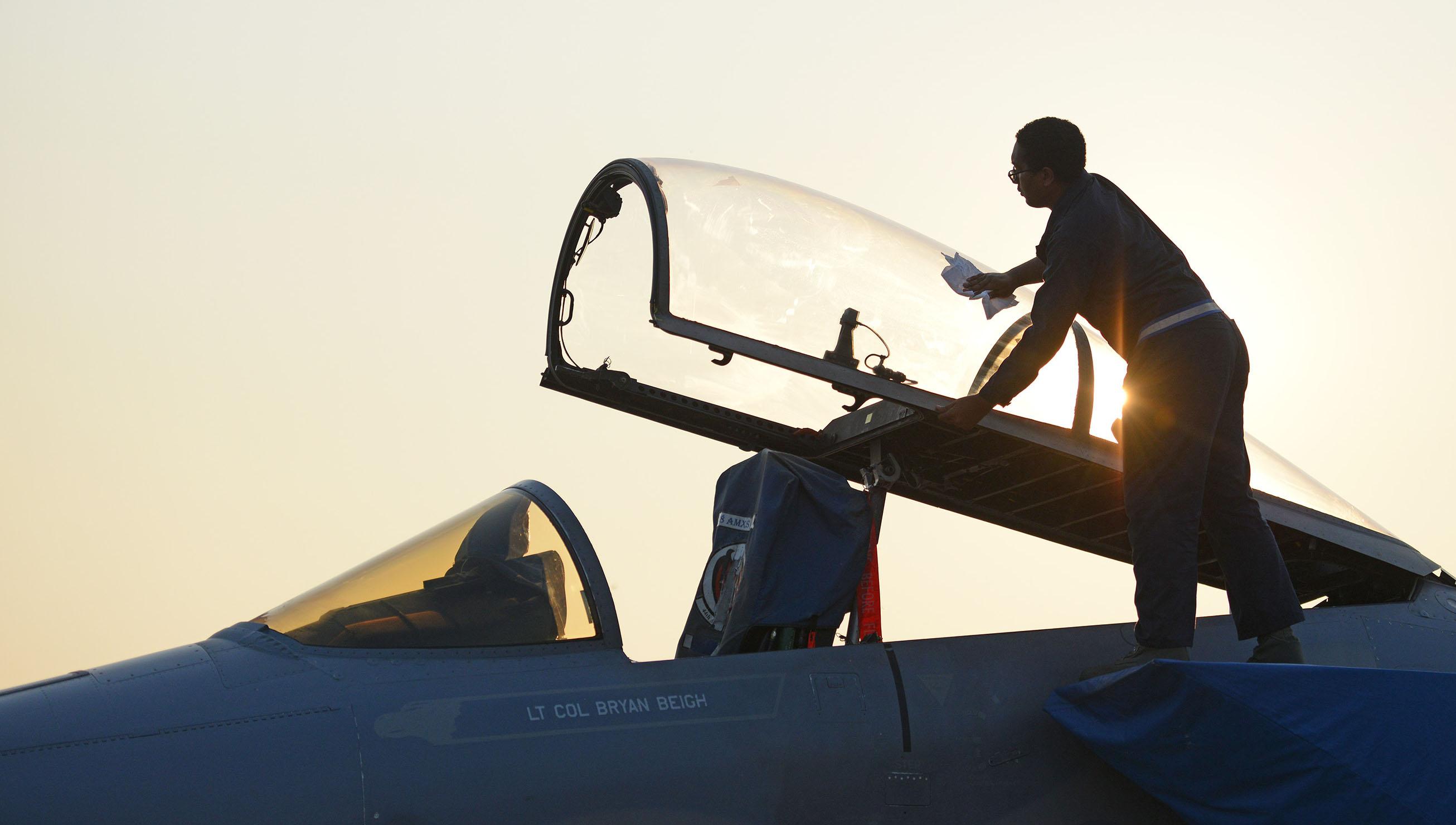U.S., Singapore, Thai Airmen prepare for 25th iteration of Cope Tiger