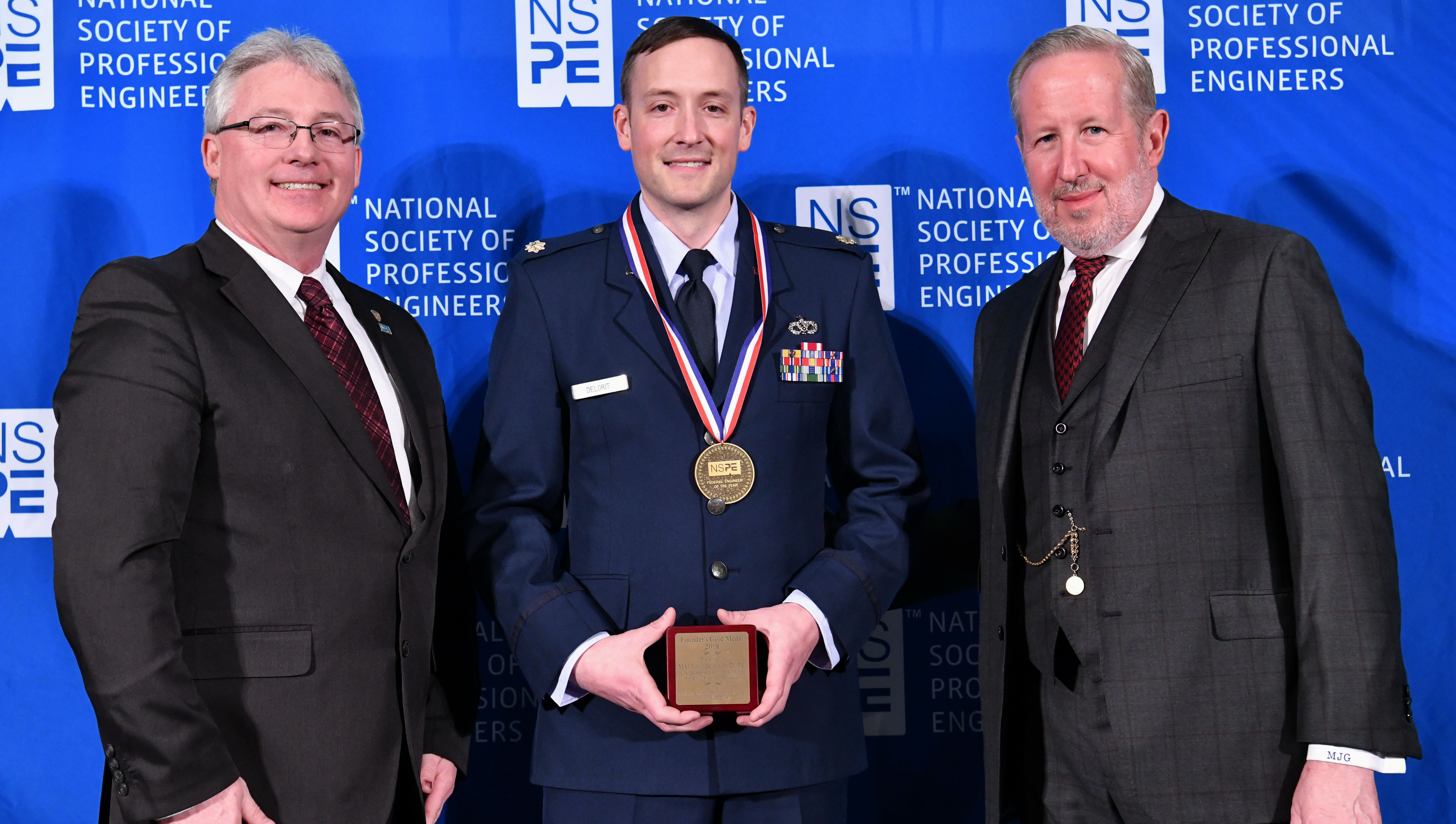 Kunsan leader awarded 2019 Federal Engineer of the Year