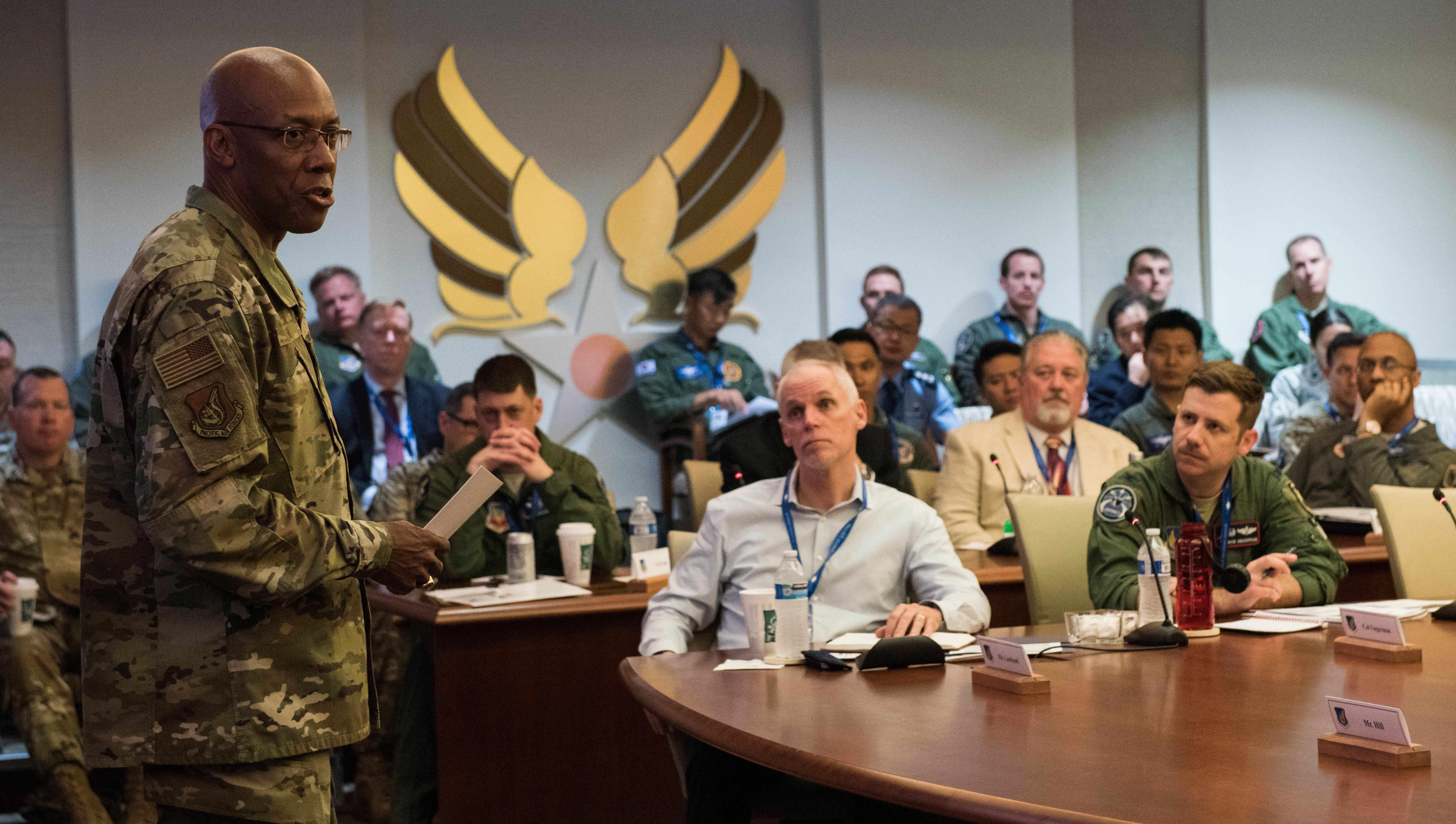 F-35 conference sets stage for operational integration
