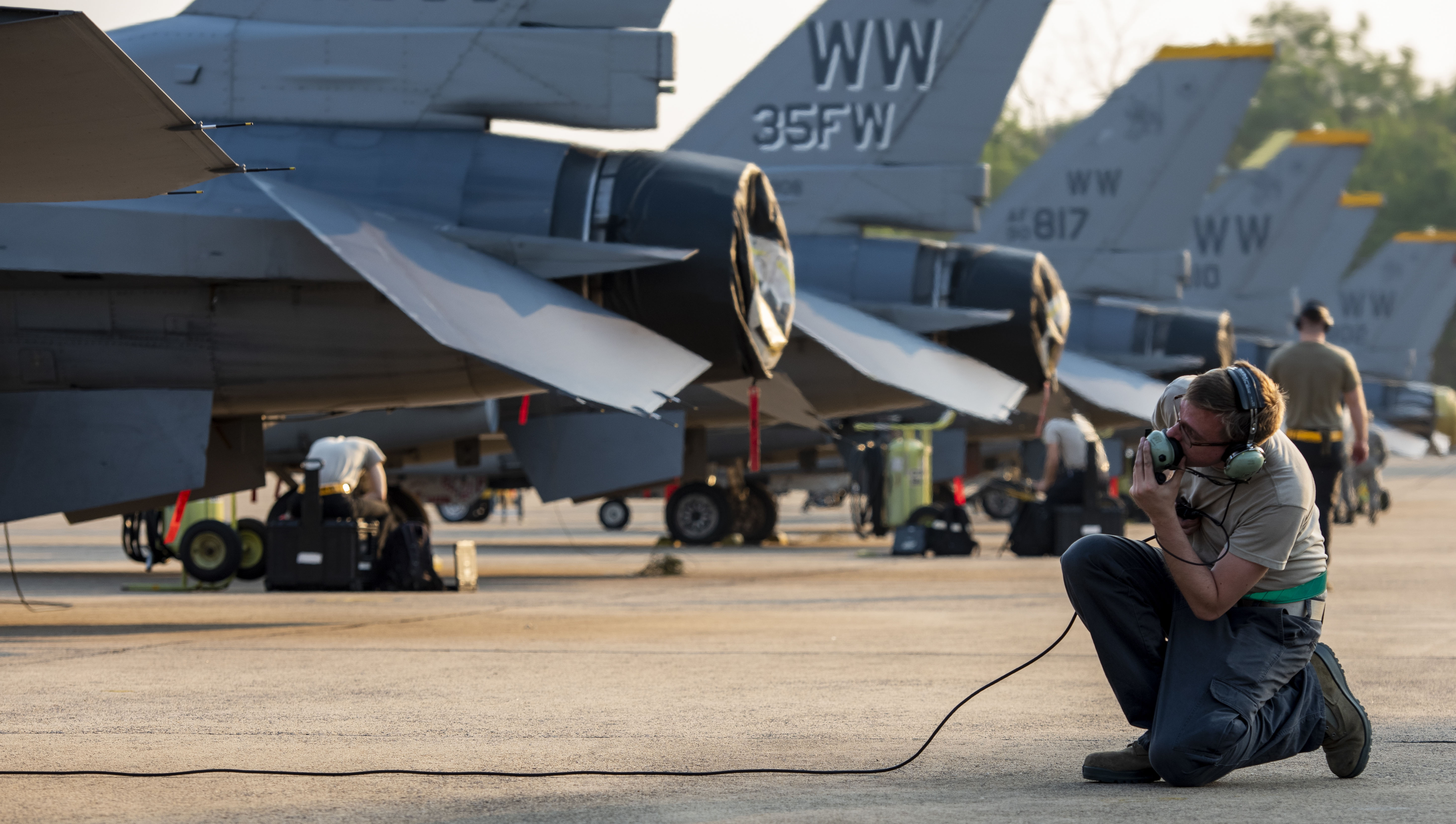 United States, Thailand, Singapore launch 25th COPE Tiger exercise
