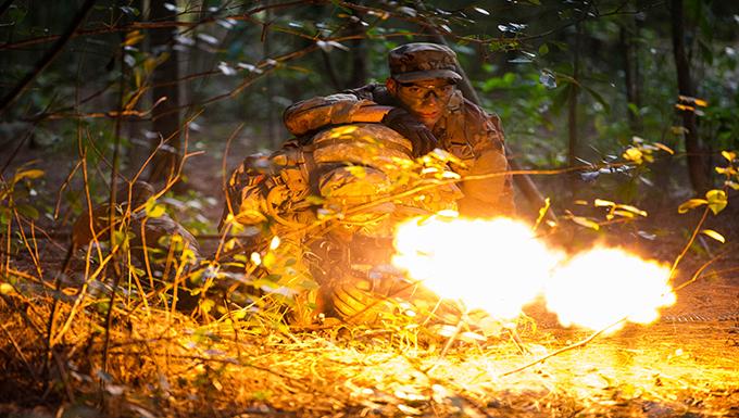 Airmen cultivate leadership qualities through Ranger Assessment Course