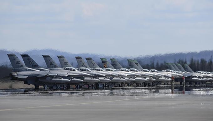 D.C. Air National Guard deploys to Guam