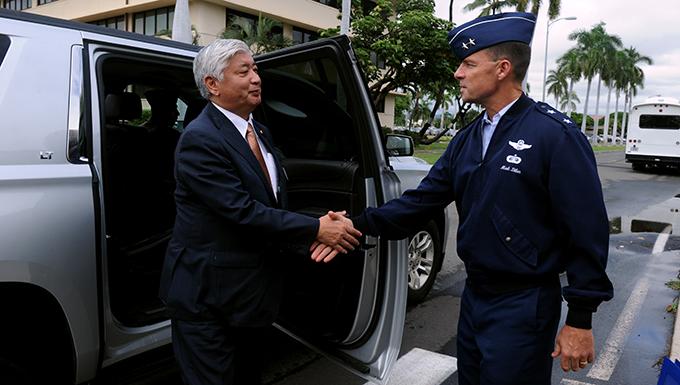 Pacific Partnerships