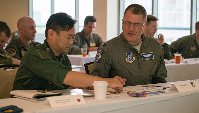 PACAF and partner nations work towards safer skies