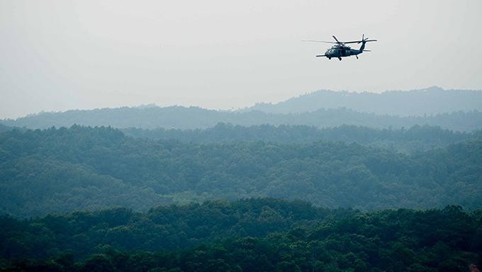 Exercise Pacific Thunder 16-2 kicks off with CSAR scenarios