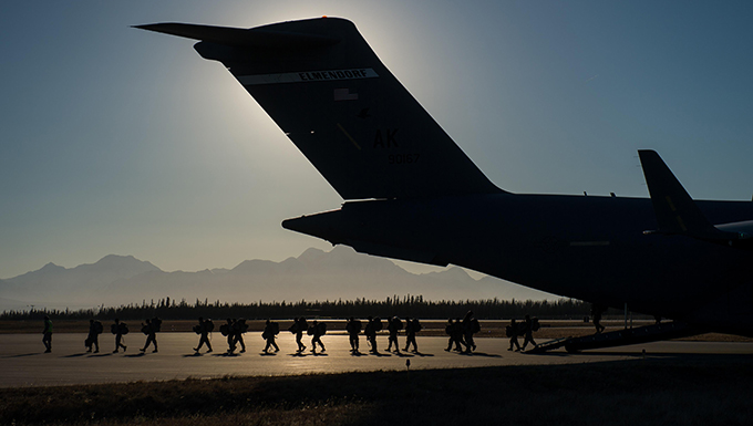 Airmen provide mobility expertise