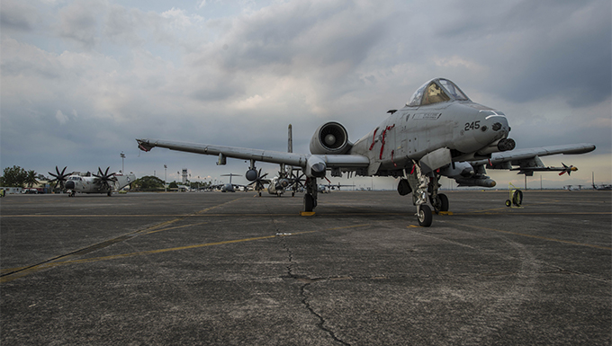 PACAF Airmen stand up Air Contingent in Philippines