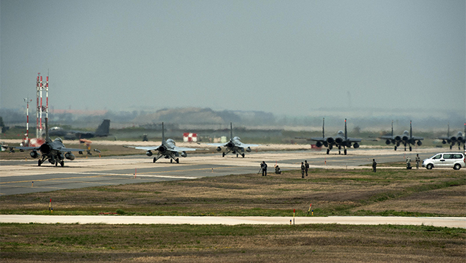 Exercise Max Thunder 16 launches at Kunsan