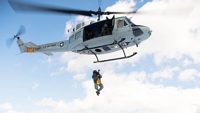 Yokota Airmen enhance search and rescue skills