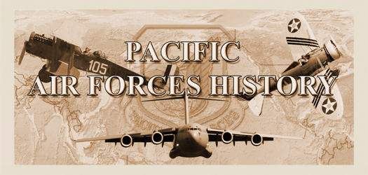 PACAF History