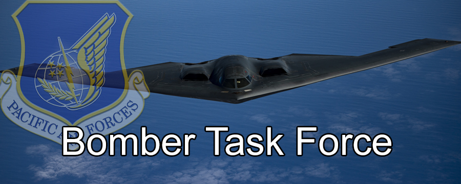 Bomber Task Force Webpage
